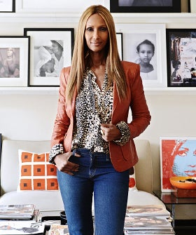 Iman Pictures + Interview - Supermodel Style Quotes