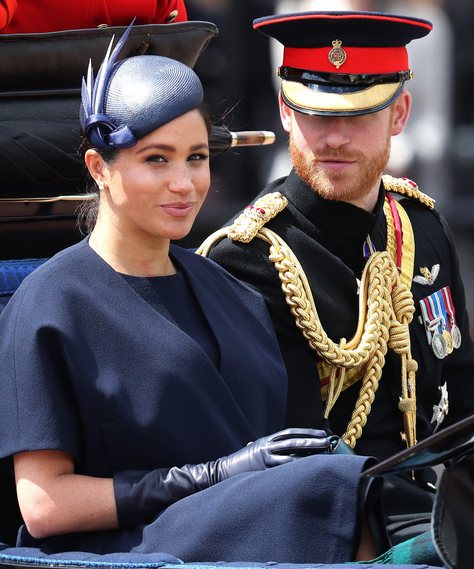 Meghan Markle Just Debuted A Sparkling New Ring With A Deep History