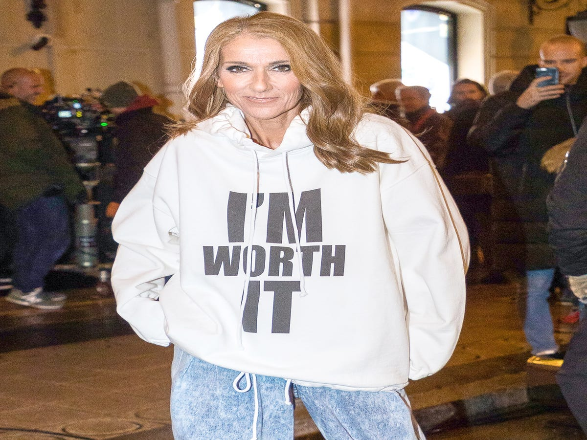 Celine Dion Knows Her Worth — & She's Not Afraid To Show It