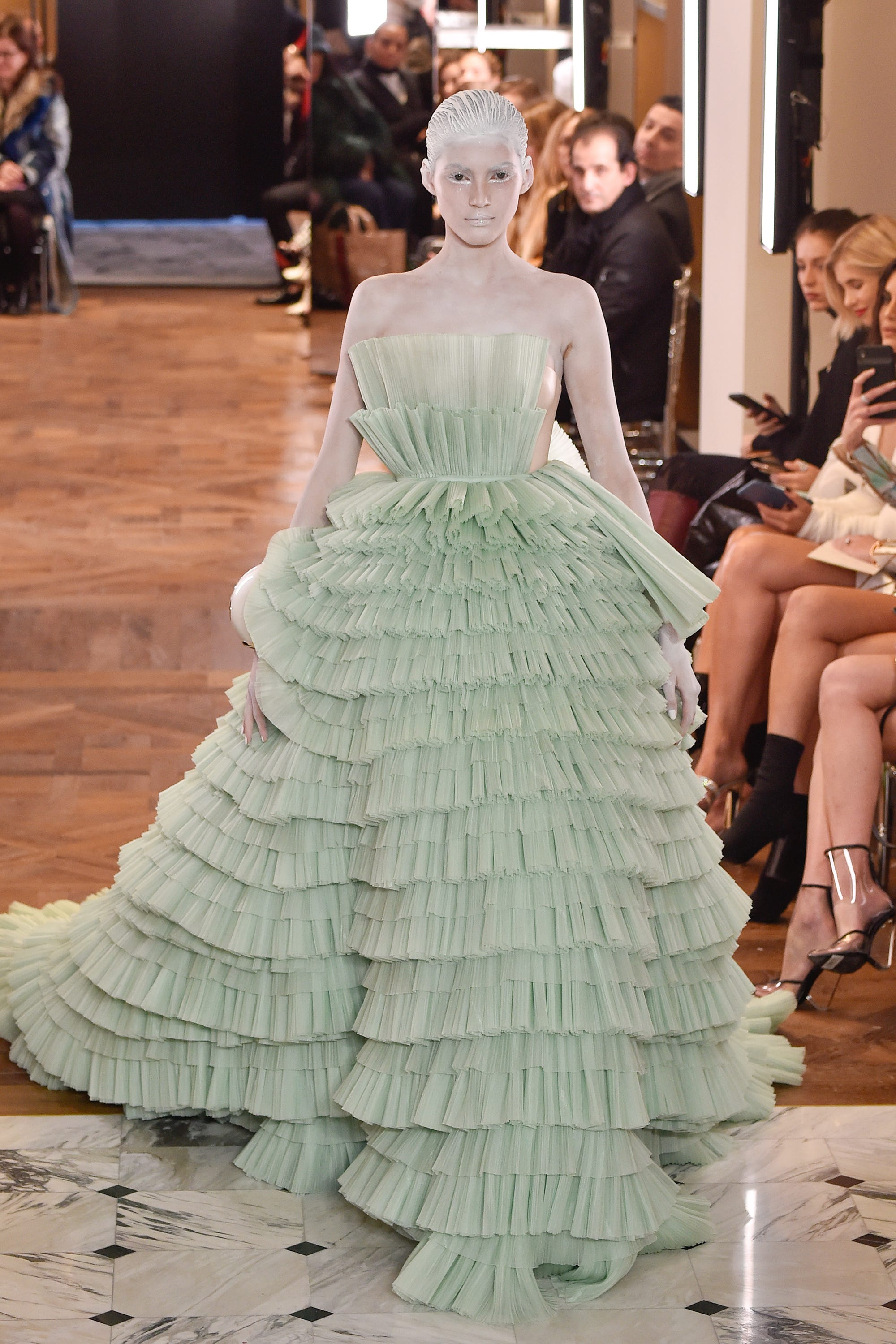 12d8e940a375 The Most Popular Dress At Spring 2019 Haute Couture