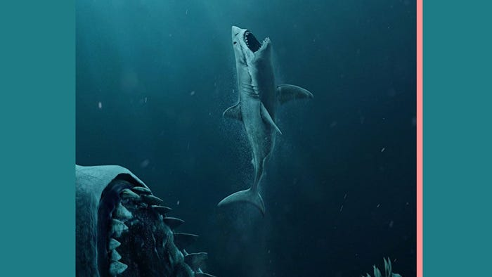 The Shark From The Meg Is Closer To Truth Than Fiction