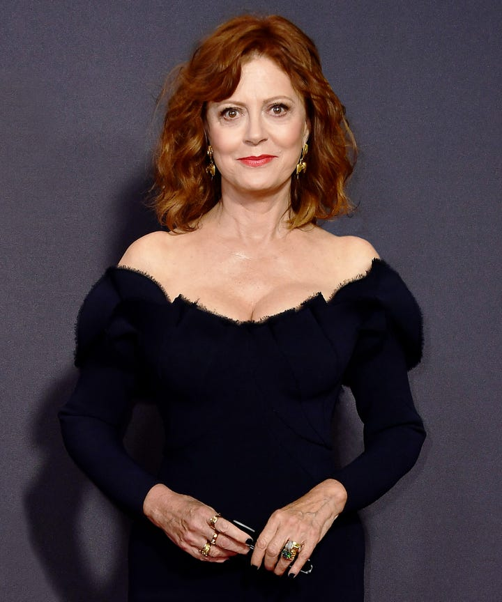 Susan Sarandon On The Imbalance Of Power That Leads To Sexual Misconduct images 0