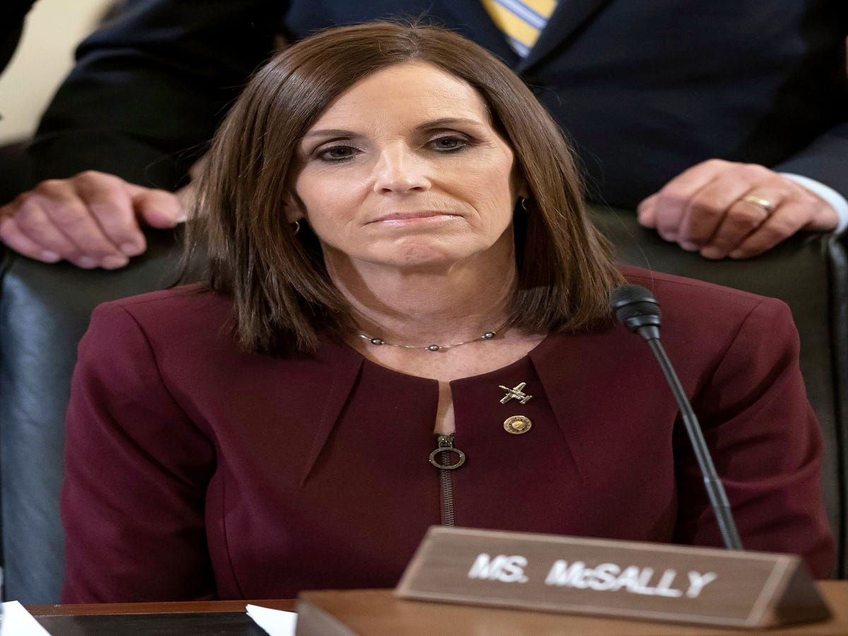 Why Martha McSally s Decision To Come Out As Sexual Assault Survivor Matters