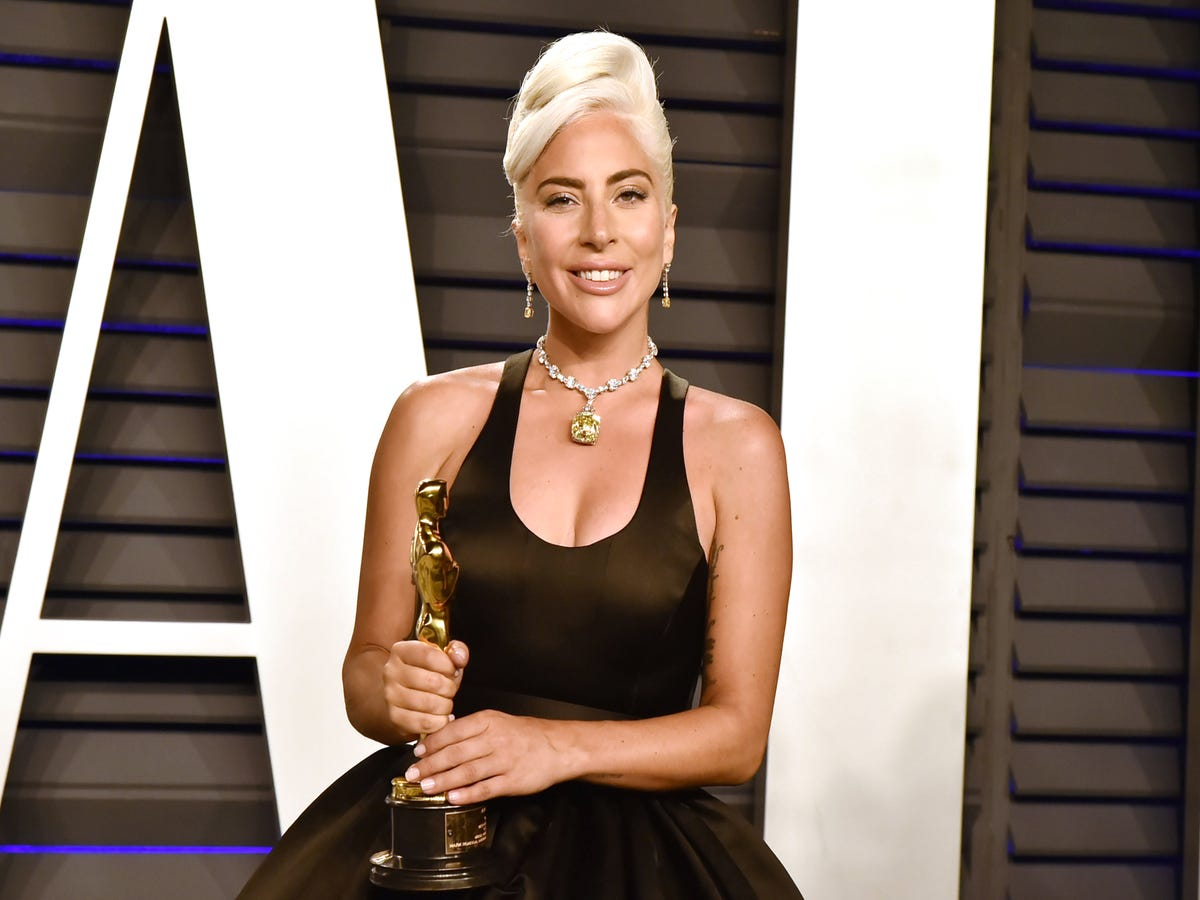 Lady Gaga s Oscars Nail Polish Was Only $9 — & It s Brand New