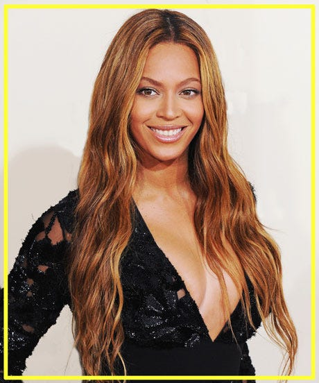 Beyonce Best Beauty Hairstyle Looks