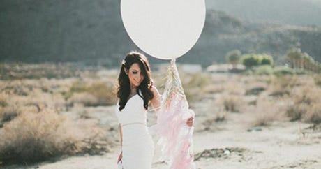 This Shoppable Wedding Is A Desert Dream