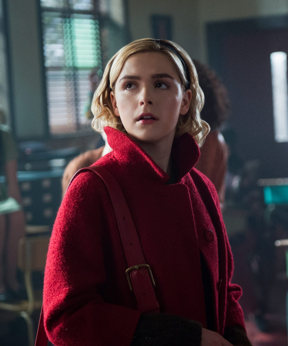 Netflix Sabrina Dark Baptism Explained By A Real Witch