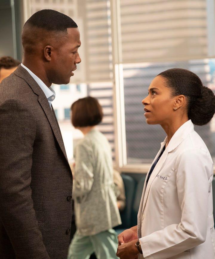 Greys Anatomy Season 15 Episode 4 Recap Mom Knows Best