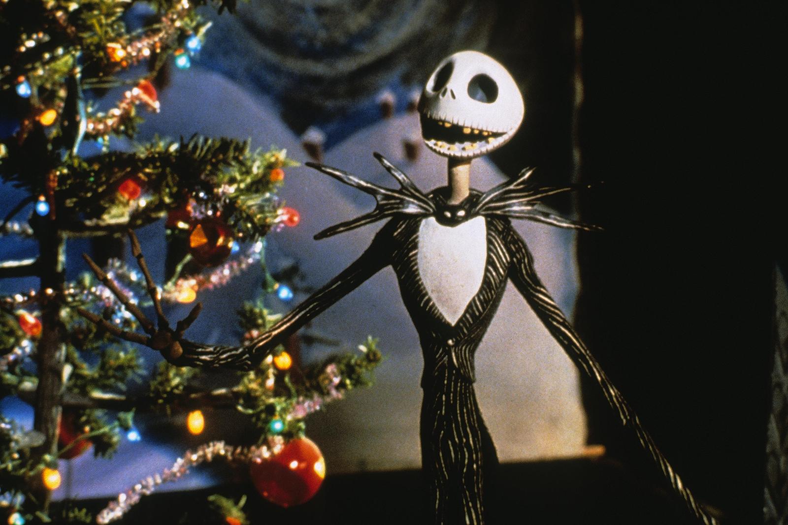 best holiday movies netflix hulu amazon prime movies - Nightmare Before Christmas Streaming