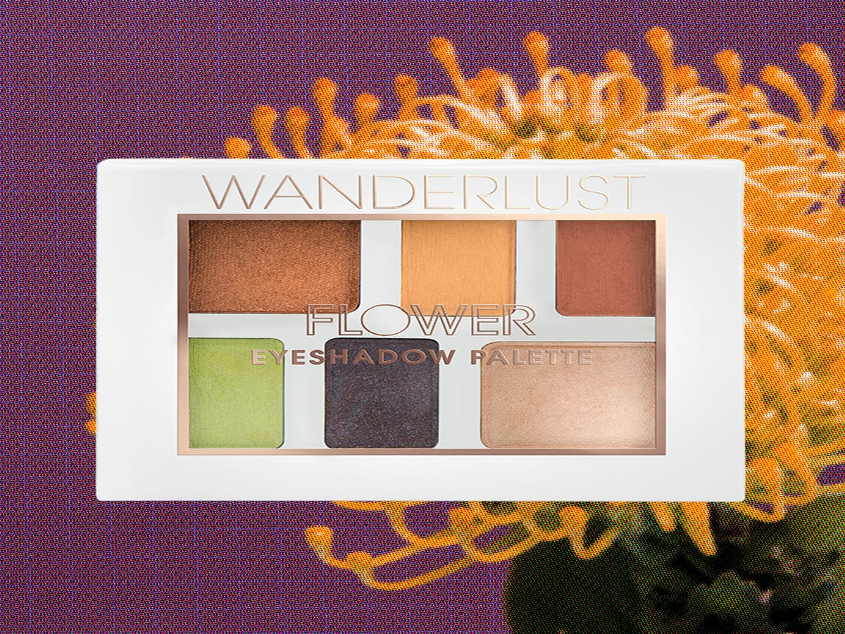 The $11 Eyeshadow Palette That s Like Fingerpaints For Your Face