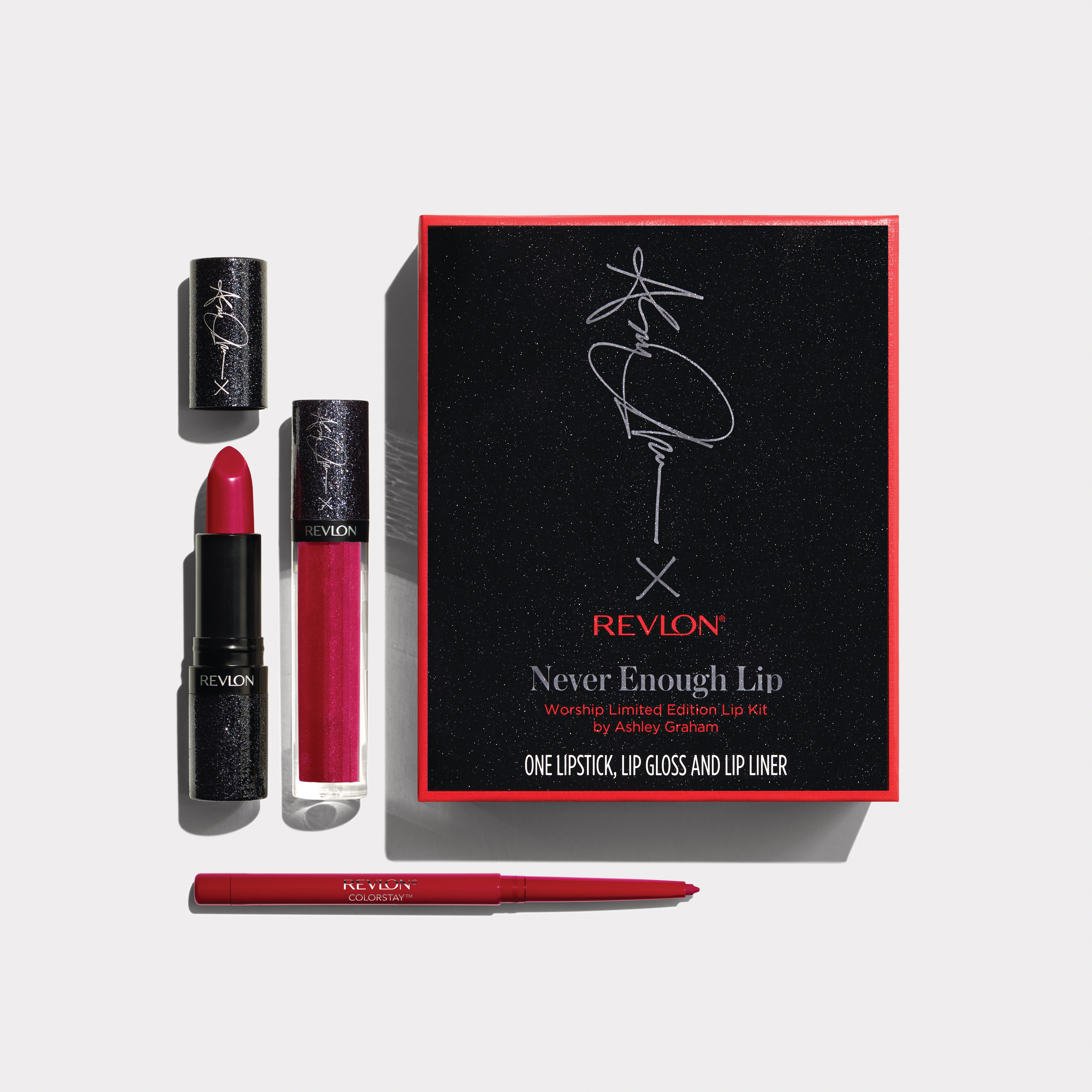 ad60a5f12a5 Ashley Graham's Lip Kit Sold Out In 3 Hours — But It's Back