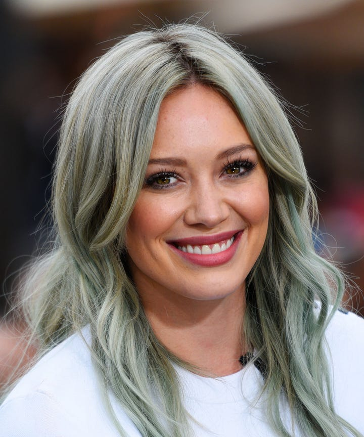 Since she came on the scene 15 years ago, Hilary Duff has served as a  walking Instafeed of top beauty trends. Throwback to her Lizzie McGuire  era, ...