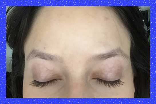 3D Eyebrow Embroidery - Bold Brows Look