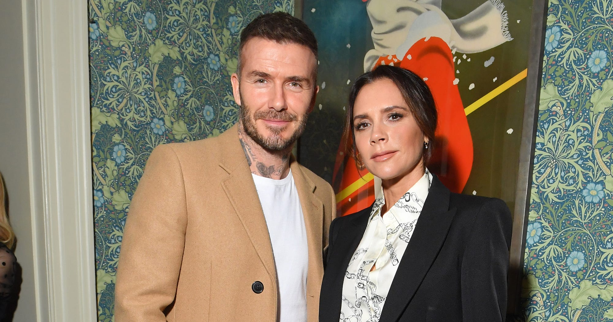 Here's What Went Down At Victoria Beckham's LFW After-Party