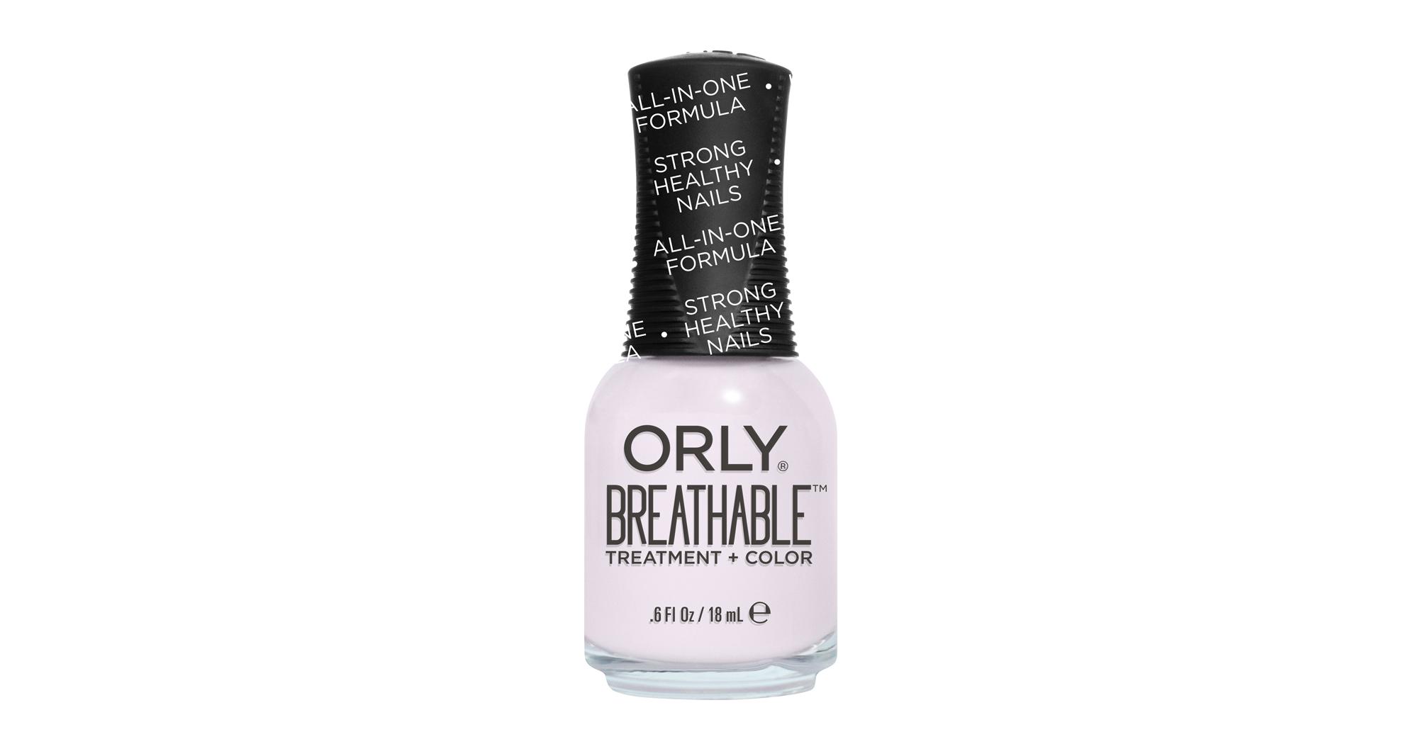 Orly Breathable Nail Polish Halal - Muslim Beauty
