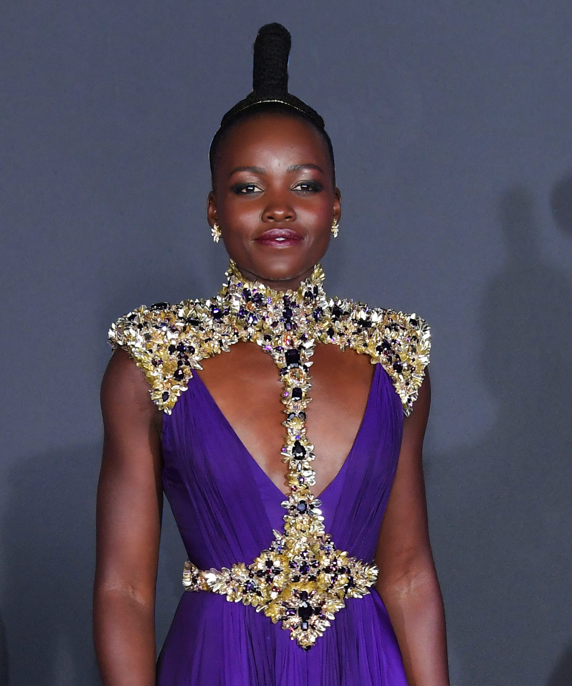 b51aca49a4f Black Panther Red Carpet Dresses Puts Everyone To Shame