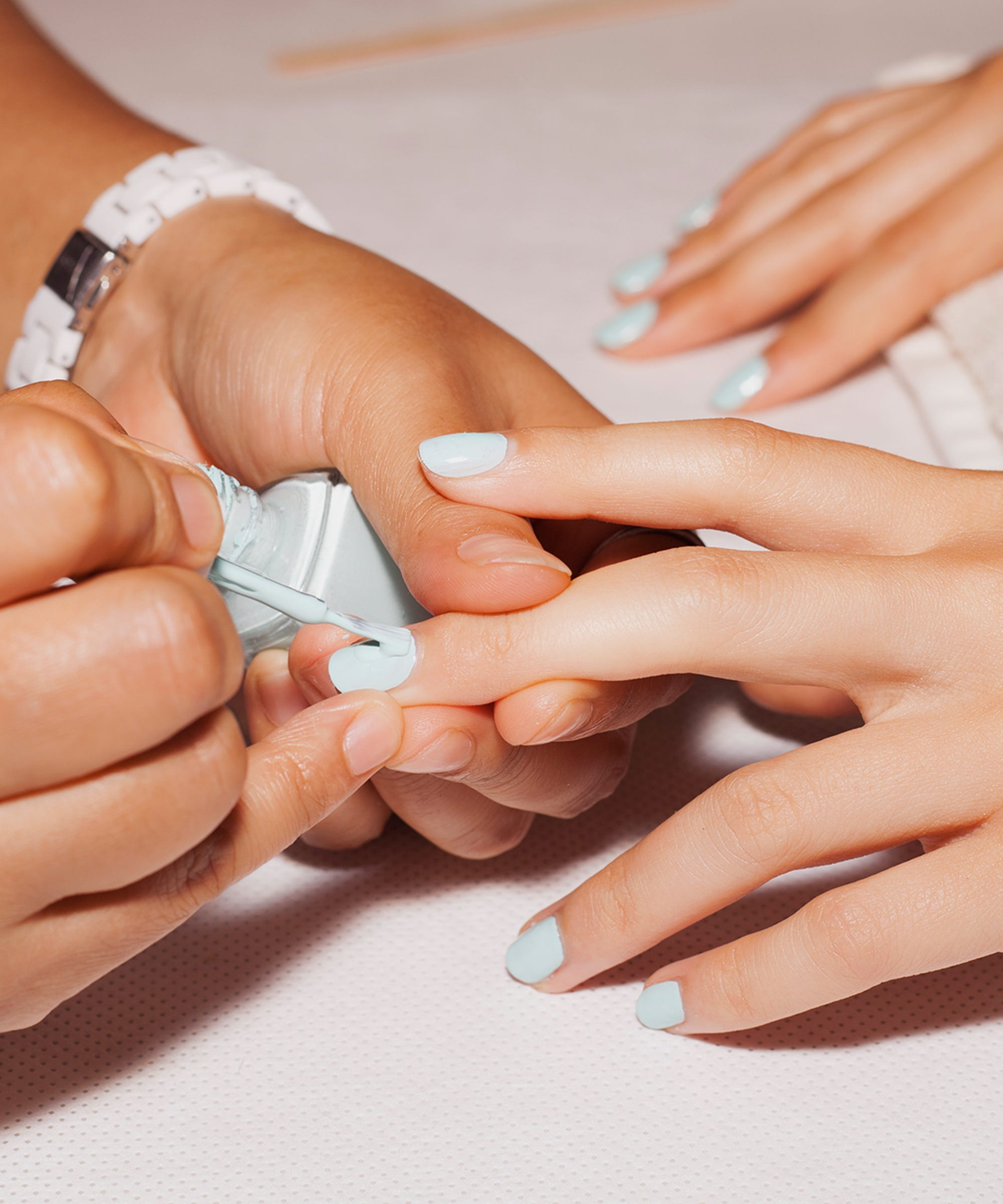 Manicure Types: Nail Art. Technology, photos and ideas 19