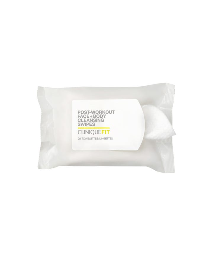 After-workout sweat wipes for the friend who's always late to brunch  because of their many-pronged locker room beauty routine.