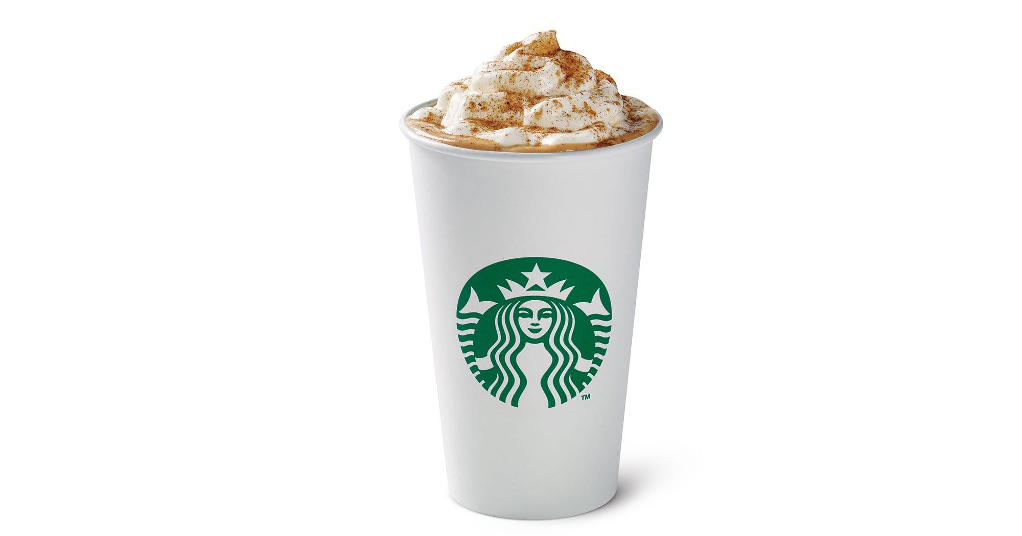 Starbucks Pumpkin Spice Latte Back On Fall Menu Today