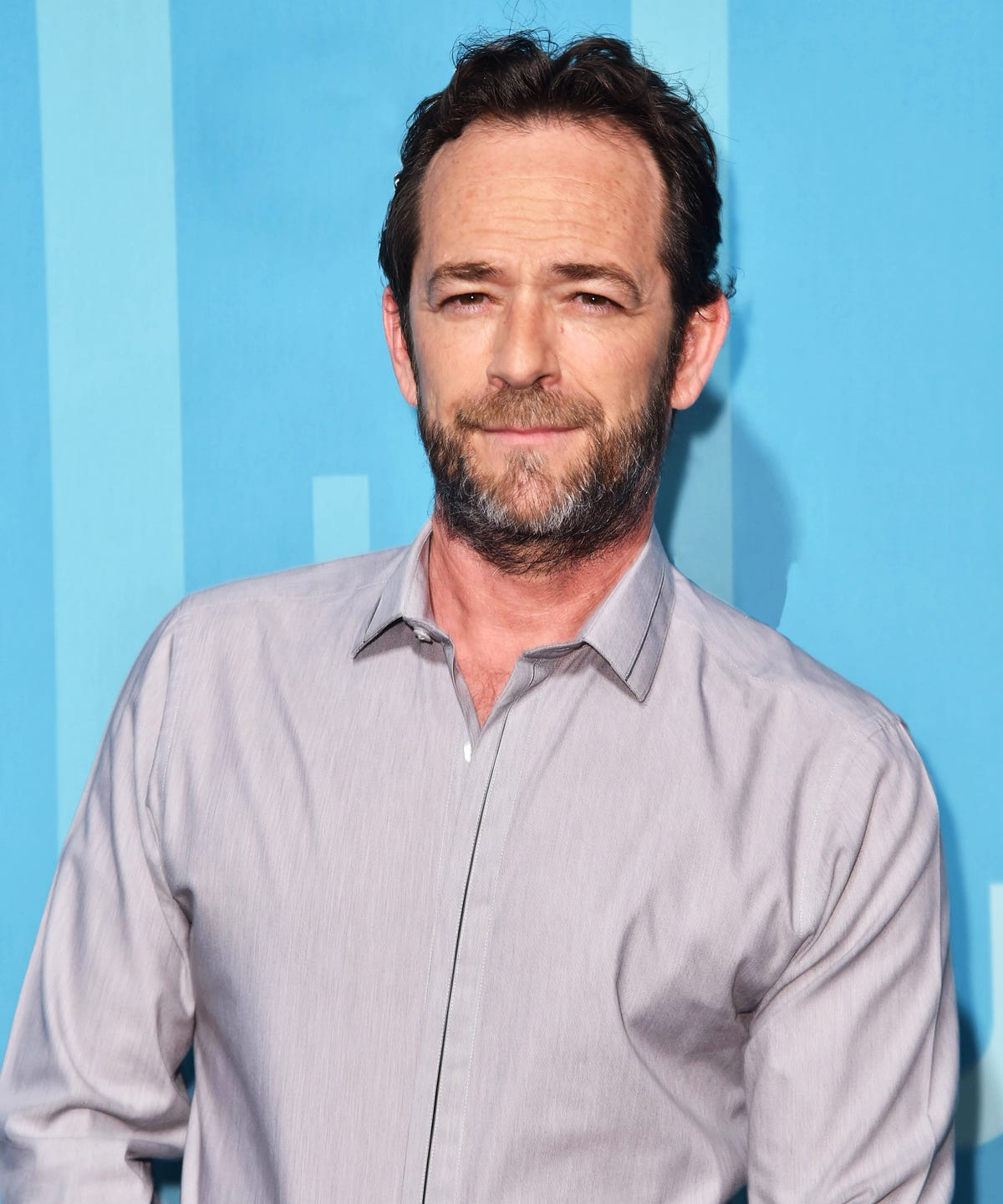 Luke Perry Ex-Wife, Kids, Fiancée By His Side At Death