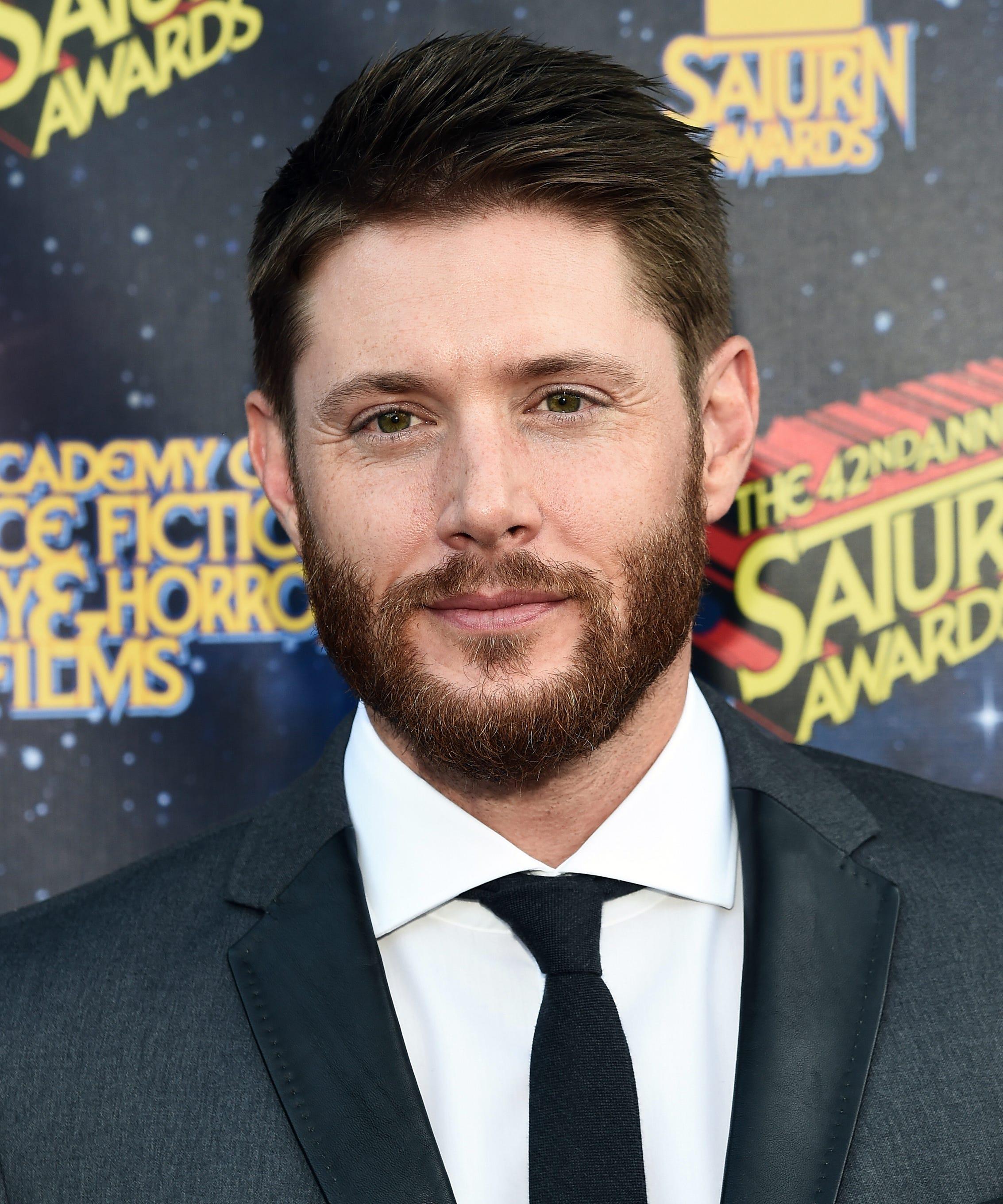 Supernatural Star Jensen Ackles Twins Instagram