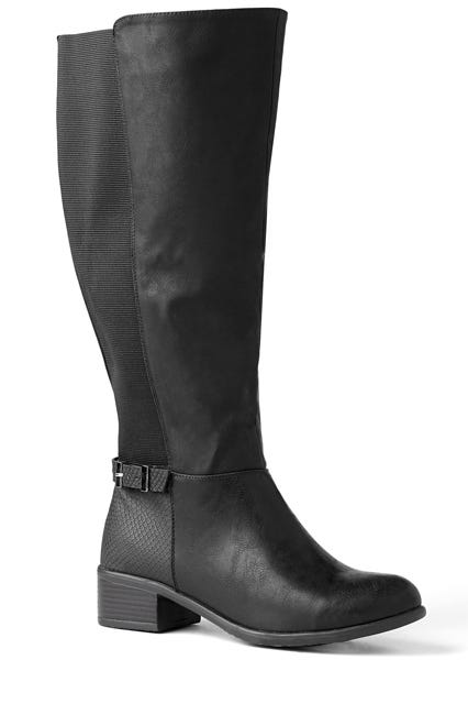 3c64d520f56 Wide Calf Boots - Best Styles For Curvy Legs