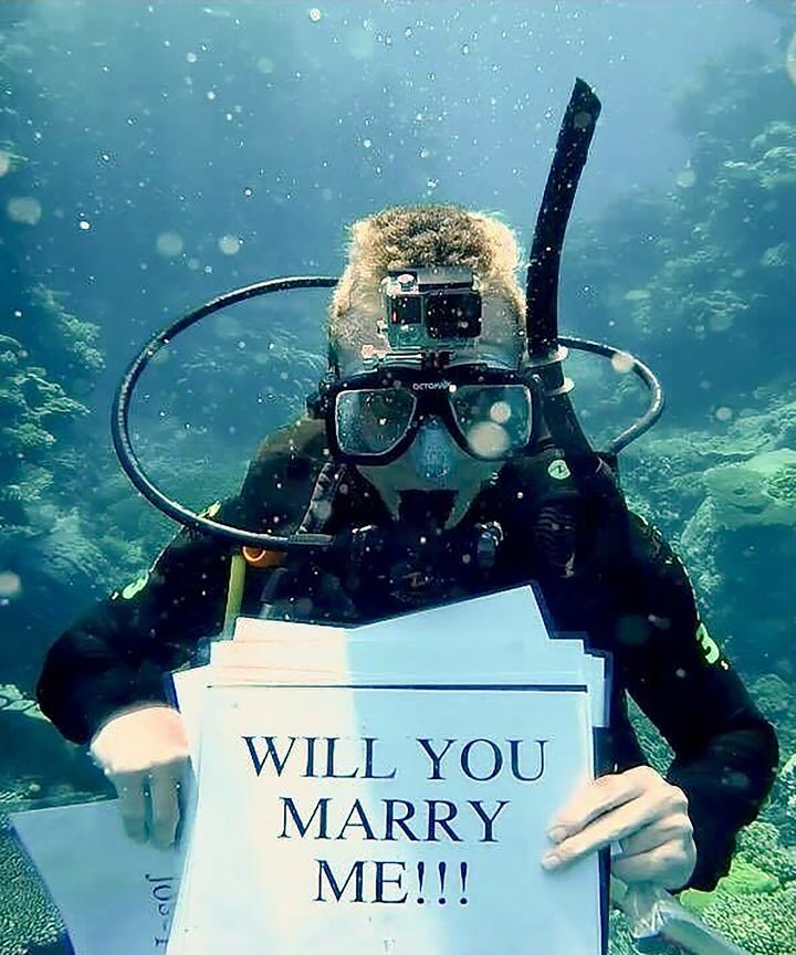 Best Proposals Creative Marriage Proposal Ideas