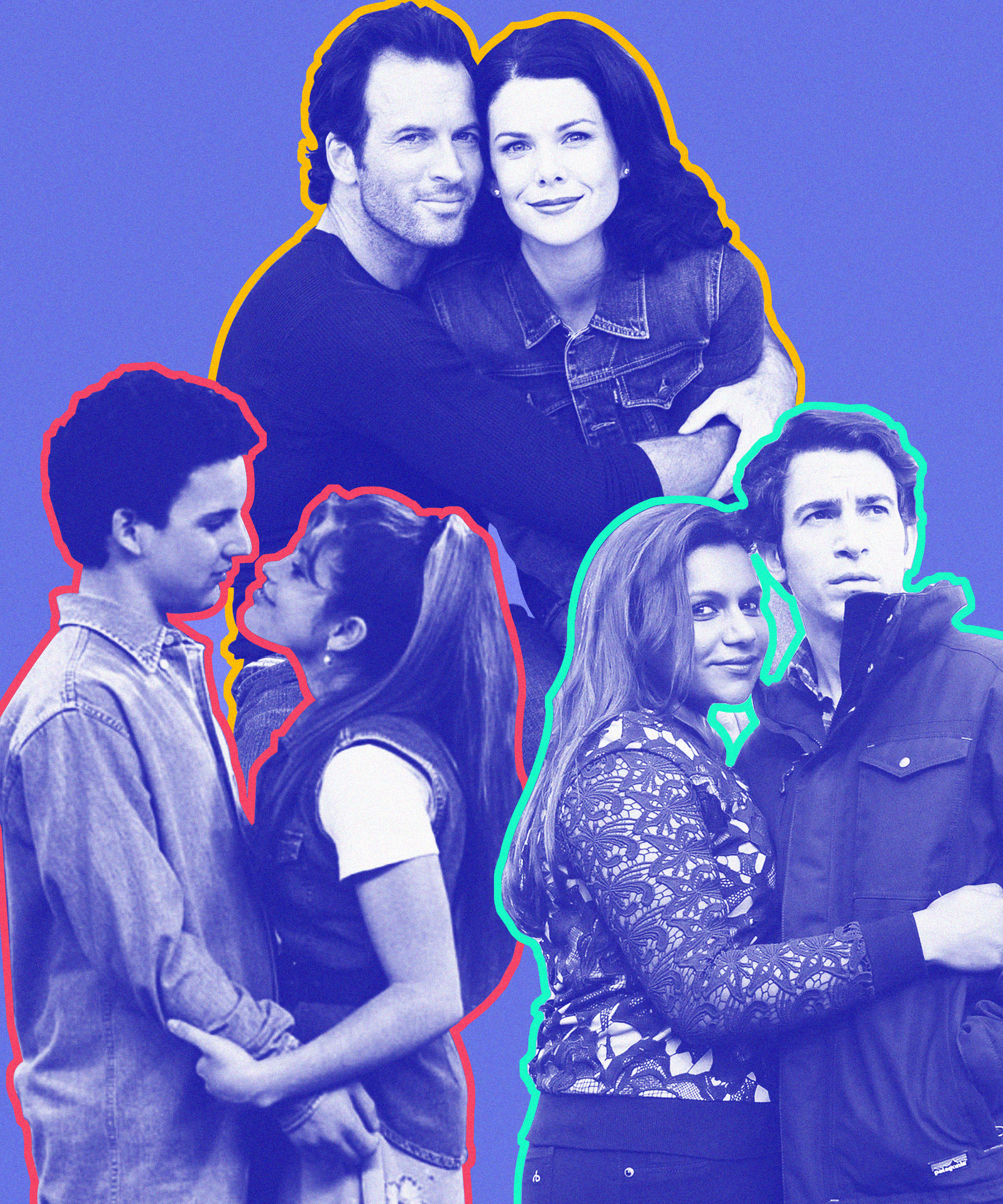 Best TV Couples Romance Shows Dramatic Hot Love Stories