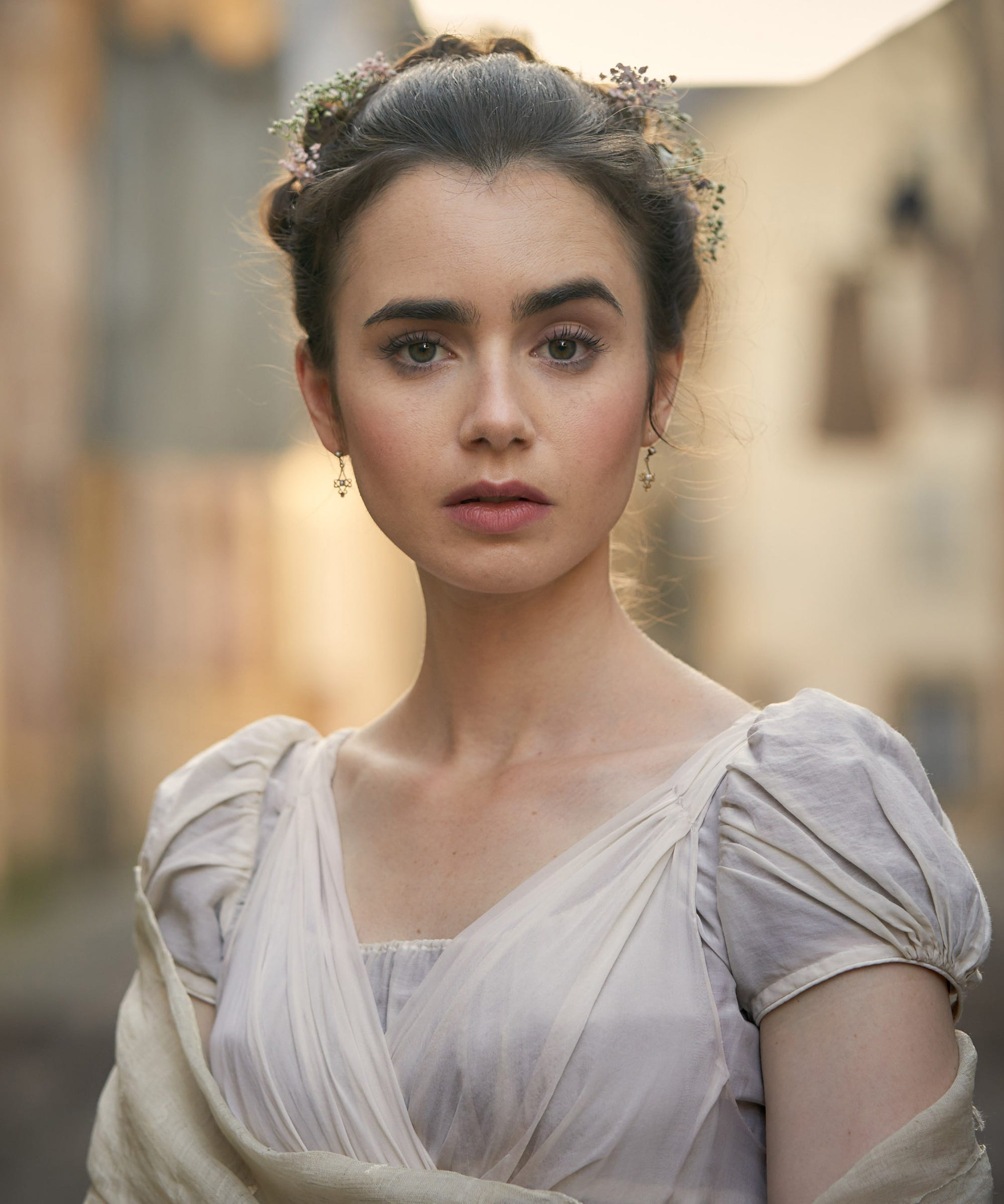 New Bbc Movie Les Misérables Starring Lily Collins 2019