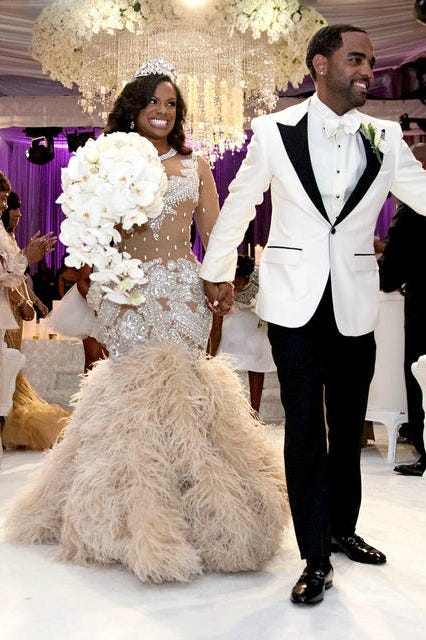 Reality TV Star Wedding Dresses - Star Wedding Dress