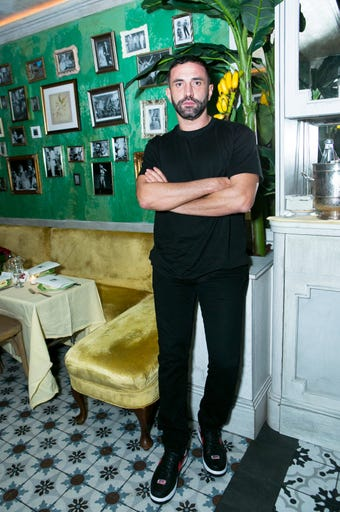 Riccardo Tisci New Burberry Chief Creative Officer