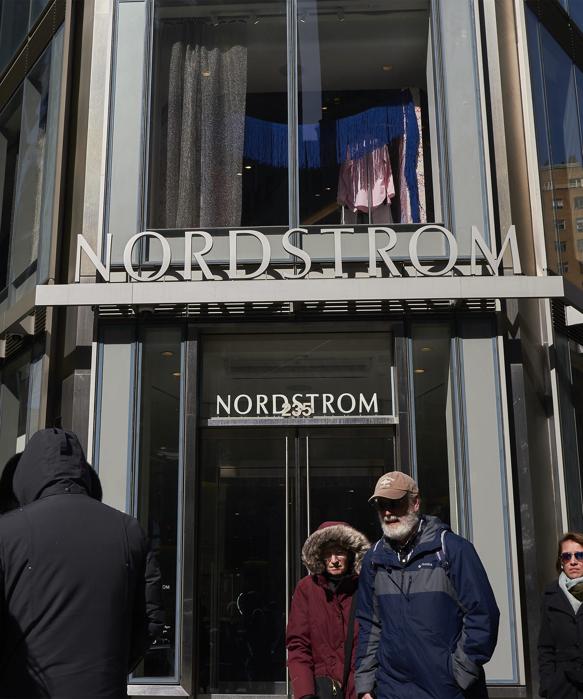 Now You Can Rent The Runway Inside Of Nordstrom