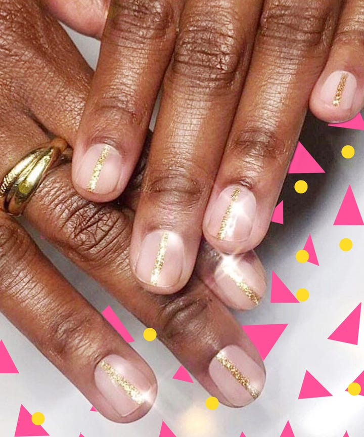 Manicure Inspo That Won T Give You Short Nail Shame
