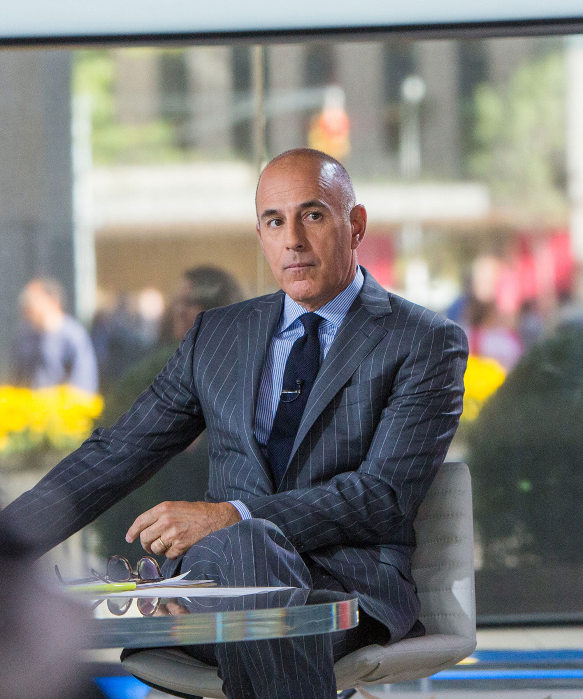 The Today Show Celebrates 25 Years By Erasing Matt Lauer From Its History