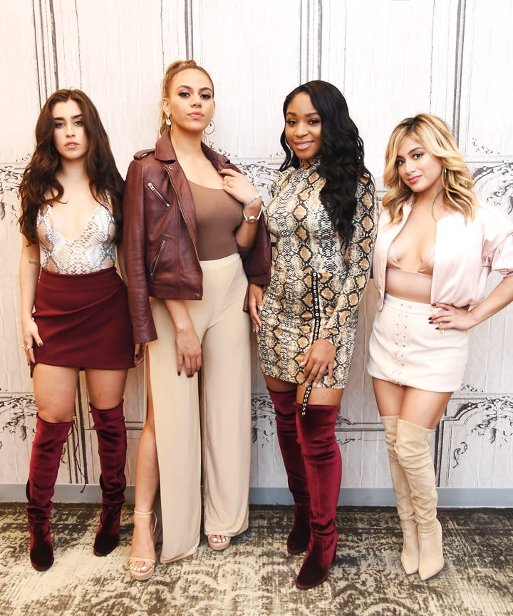 Who is fifth harmony dating 2019