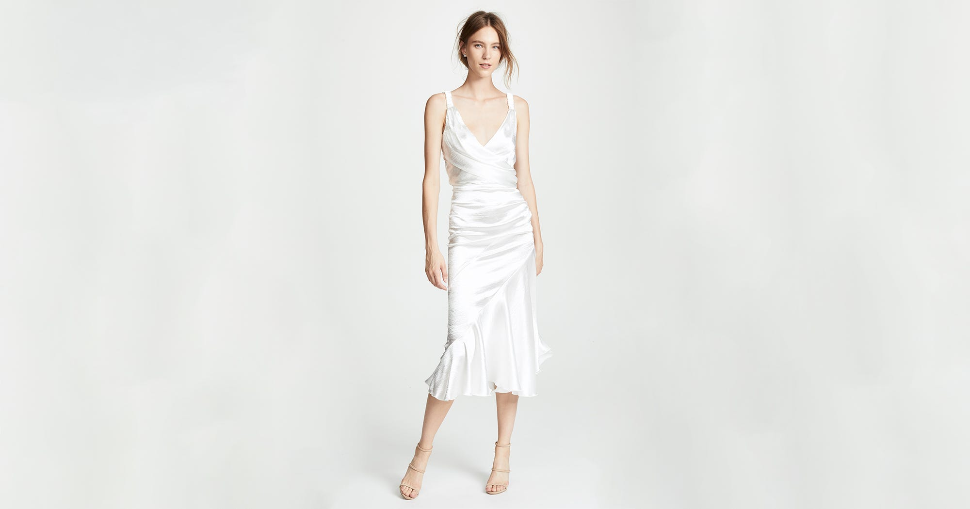 17 Seriously Cool (& Super Affordable) Wedding Dresses