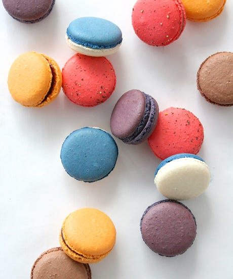 It's Officially Spring & You Deserve A Free Macaron
