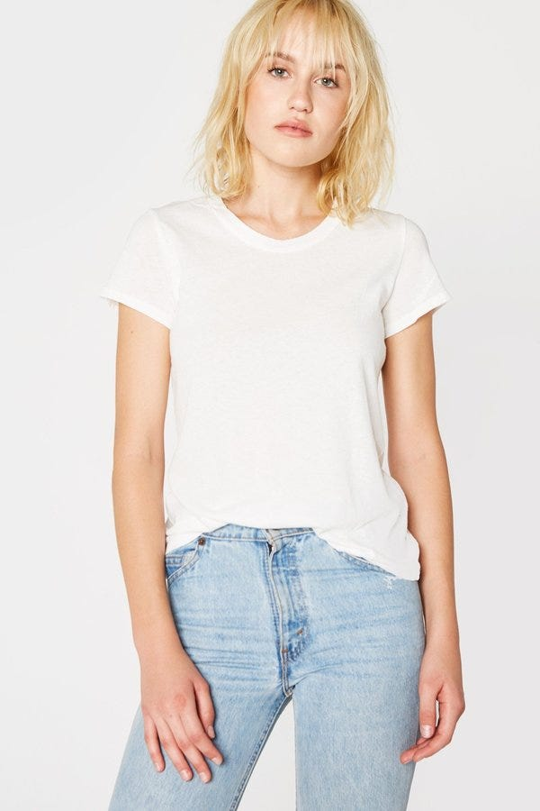 174992e6822 Best White T Shirts- Gap