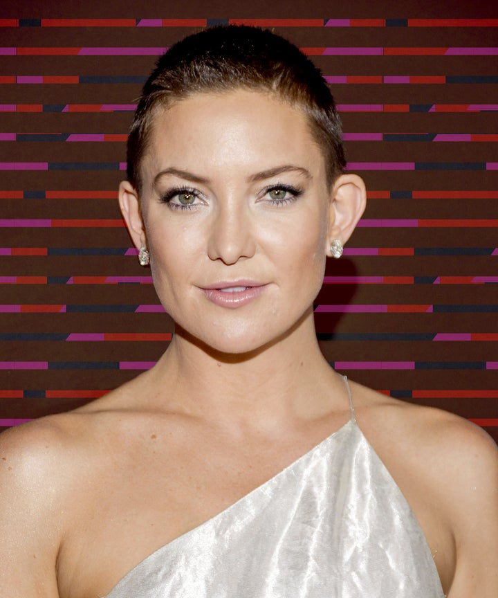 Kate Hudson Matching Hair Son Ryder Buzzcut Interview