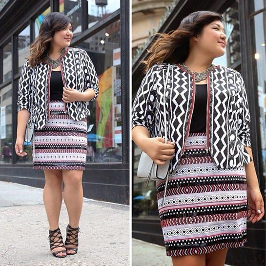 67e123d32 Plus Size Outfit Ideas- OOTD Instagram
