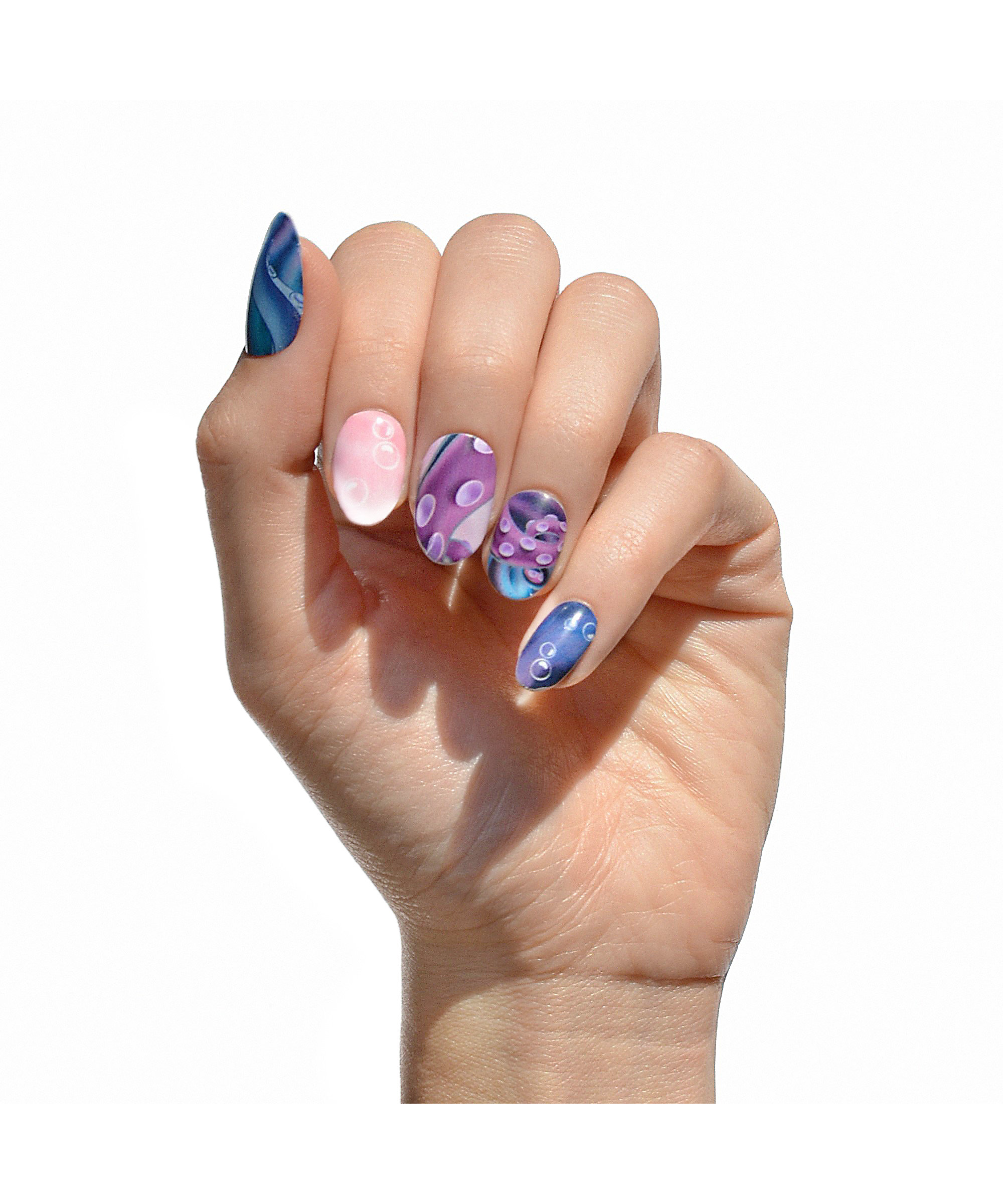 Disney Nail Wraps NCLA Princess Villains