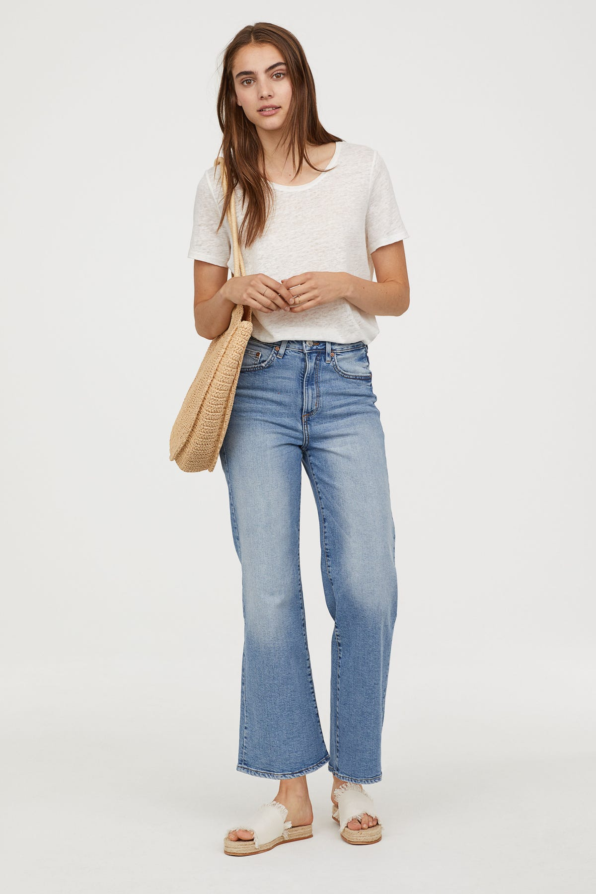 8f4dd3205cf Best Cropped Flare Jeans - Fashion Trend 2018