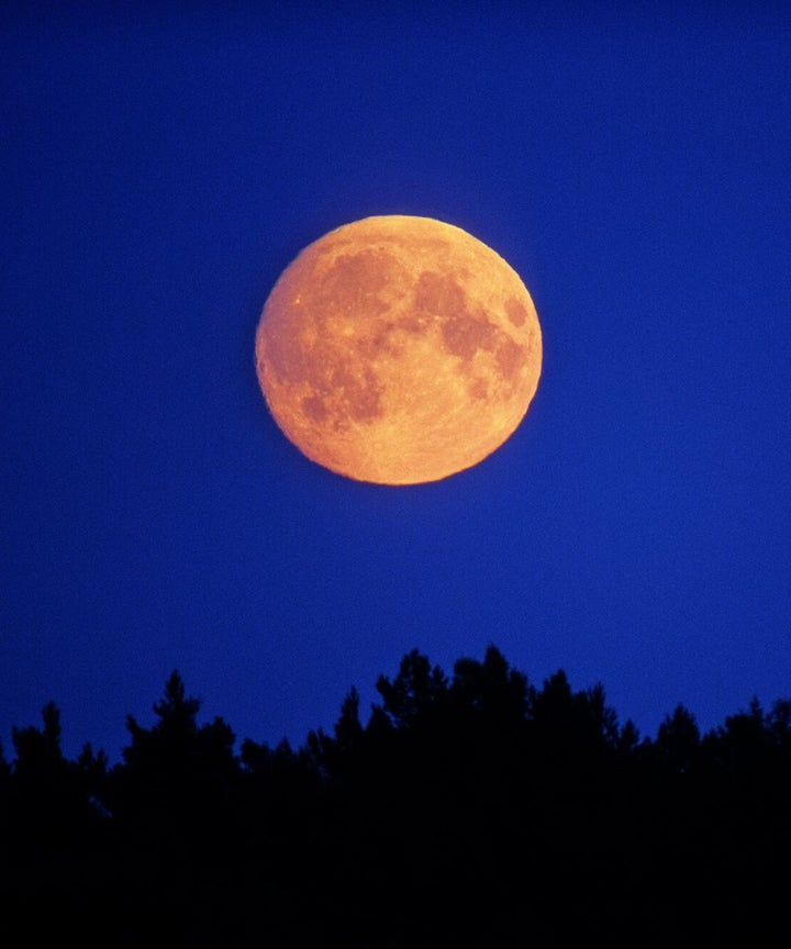 How To See April S Stunning Full Pink Moon