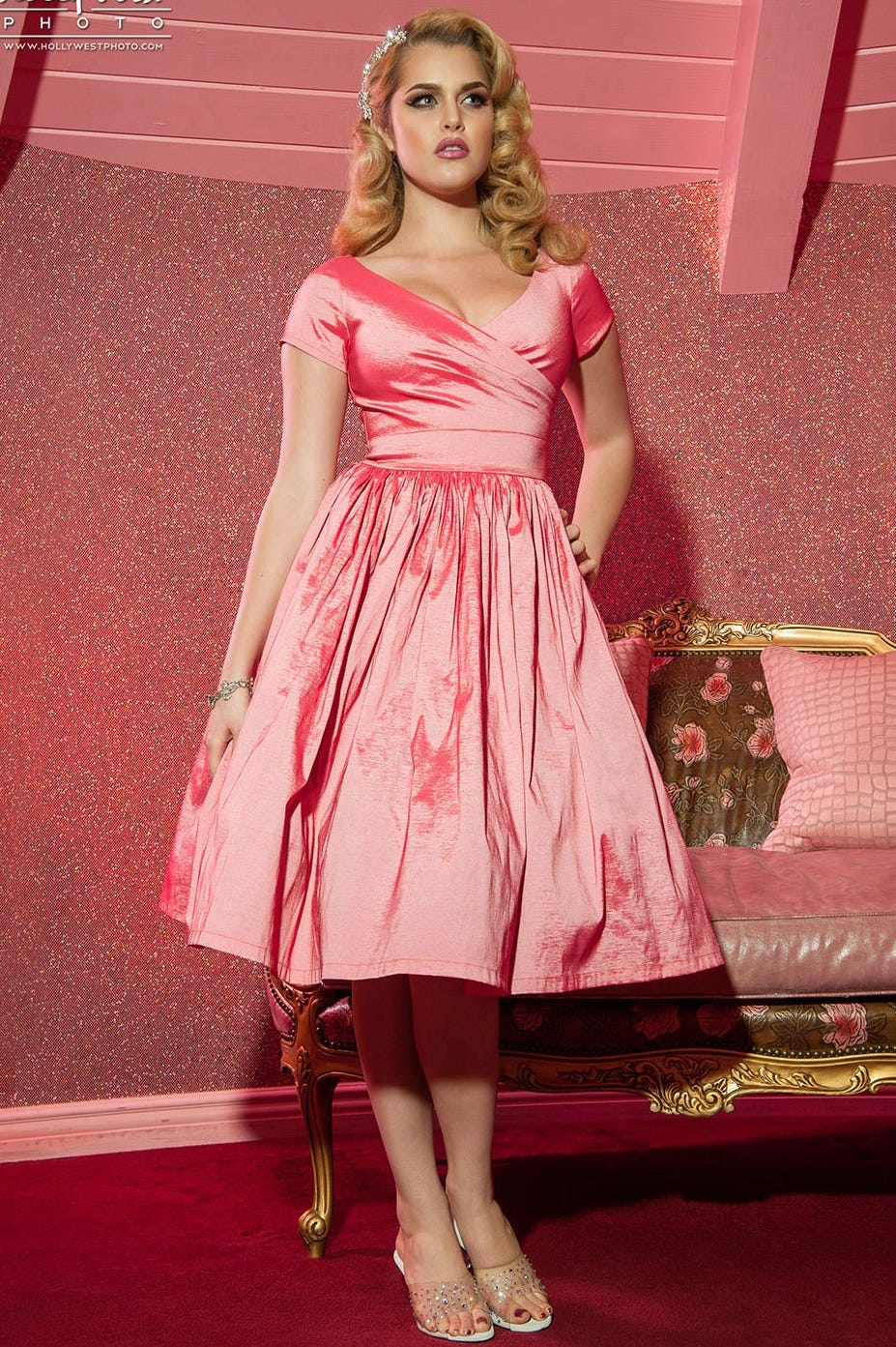 Best plus size bridesmaid dresses pinup girl clothing ava swing dress ombrellifo Choice Image