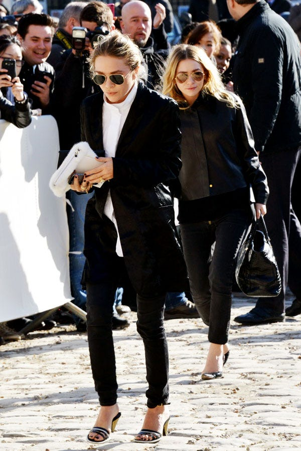 d4feb955aef Olsen Twins Inspired Outfits