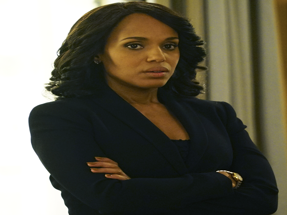 Kerry Washington Is Not Here For Your Spoiler Complaints