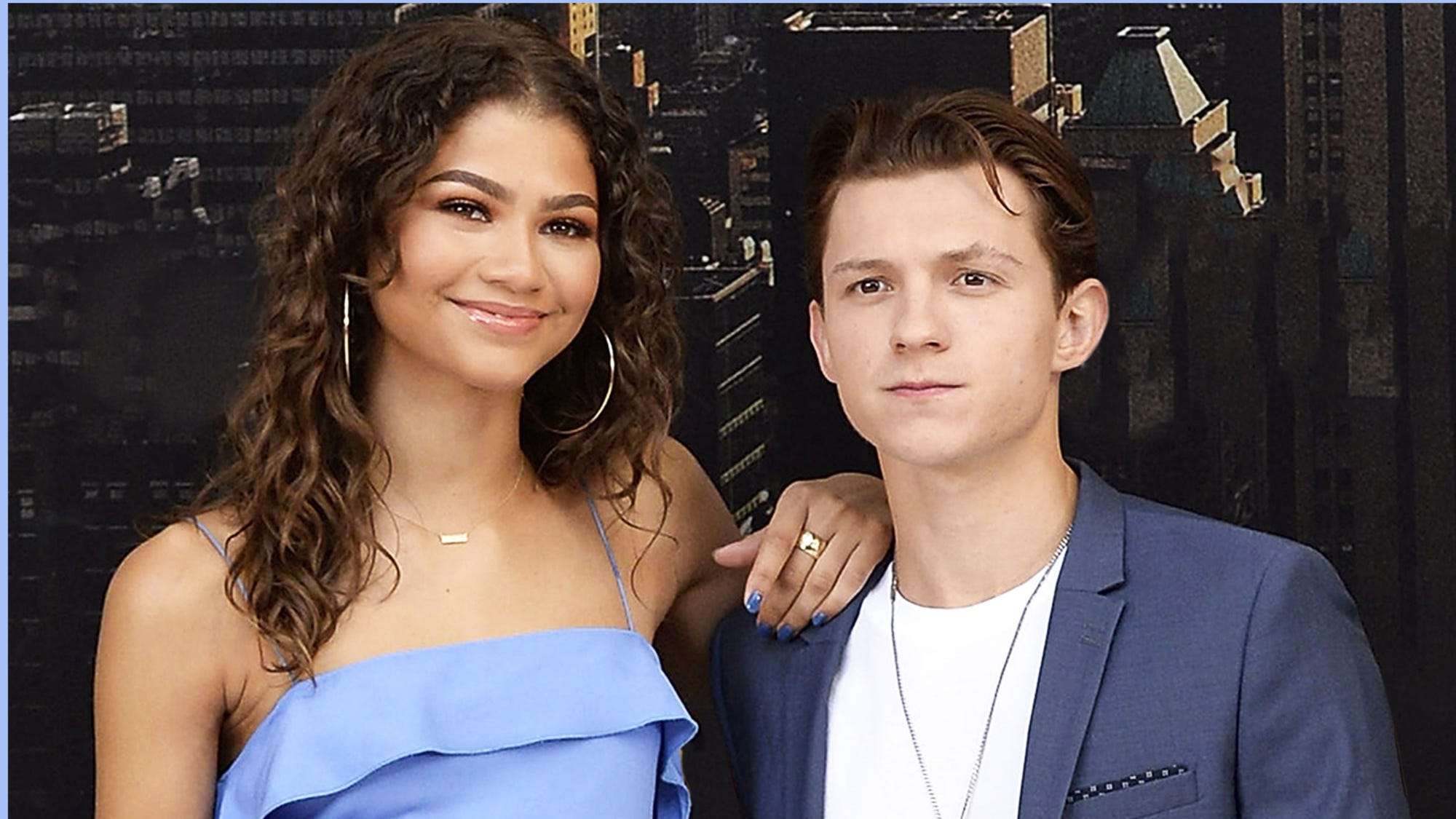 The Storied History Of Tom Holland & Zendaya Not Dating