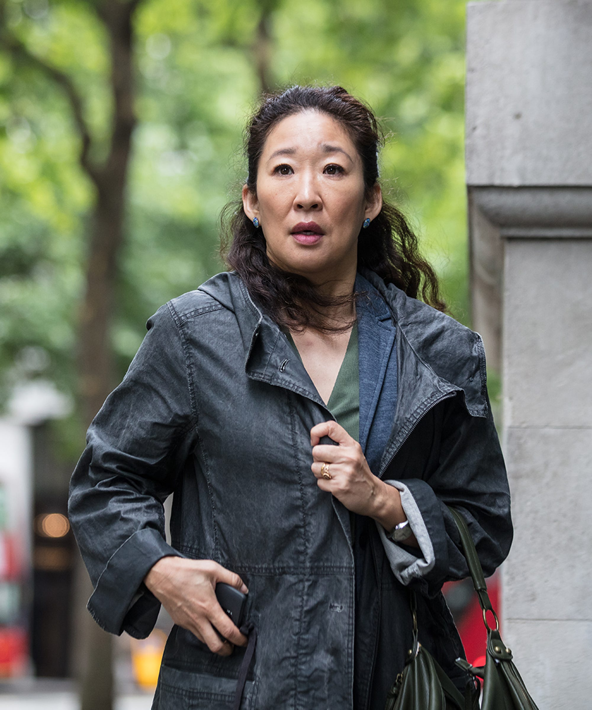 38d38370f21 Everything We Know About Sandra Oh's Killing Eve Season 2