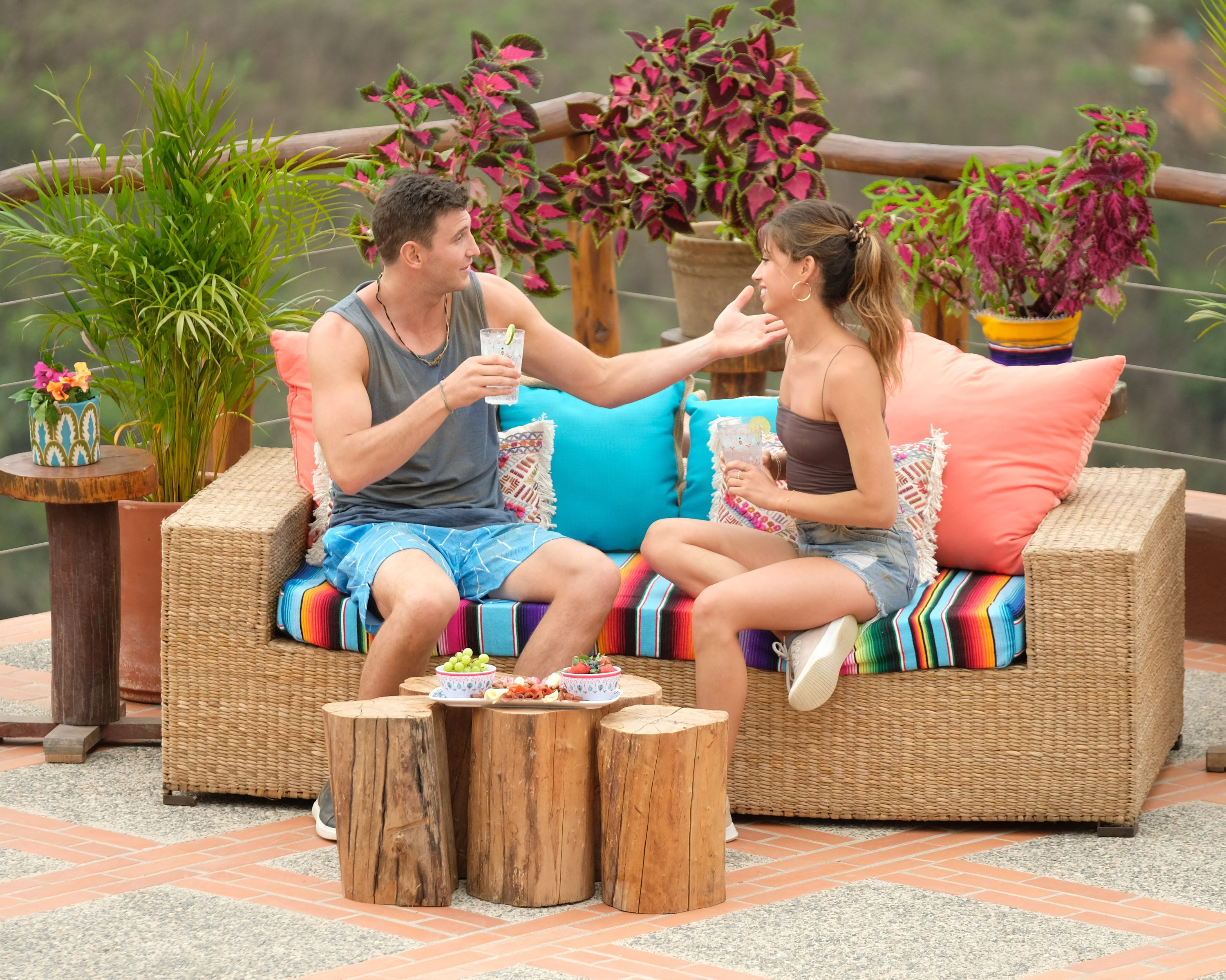 What Is Going On Between Kristina & Blake In The Bachelor In Paradise Episode 6 Promo?