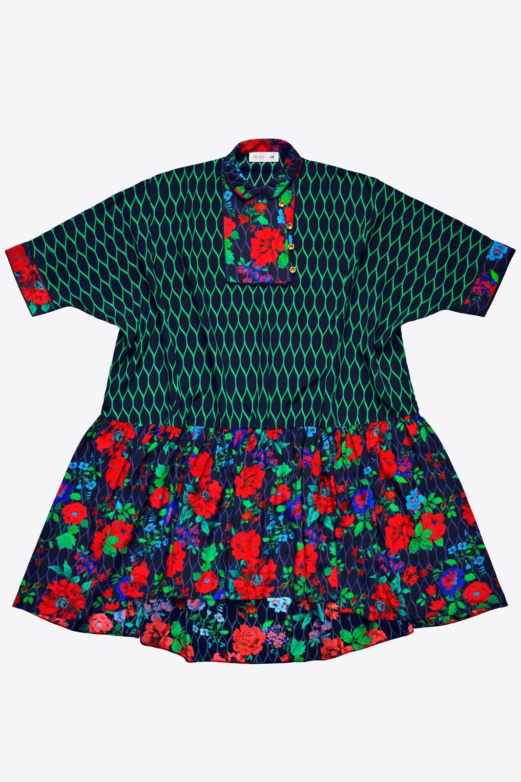 7fde1db1a9 HM Kenzo Full Clothing Collaboration Photos